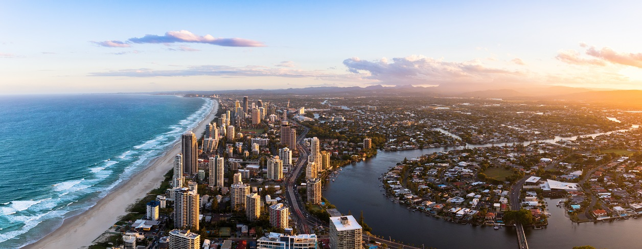 Gold Coast is one of the country's most popular Airbnb locations