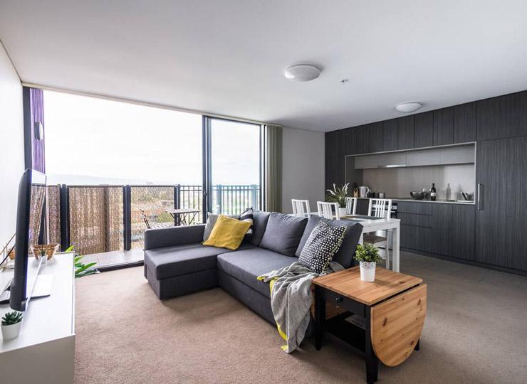 Modern Adelaide Apt