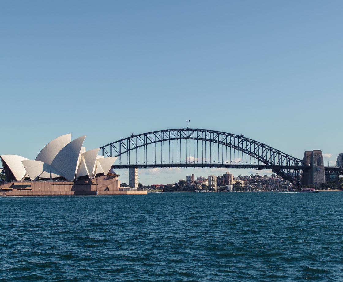 Sydney location